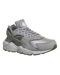 Nike | Gray Air Huarache | Lyst
