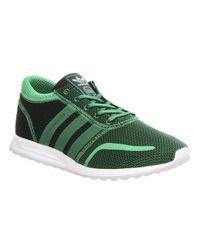 Adidas Originals Green Los Angeles