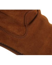 Office Brown Festival Slouch Boots