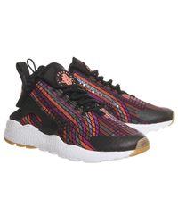 Nike - Black Air Huarache Run Ultra - Lyst