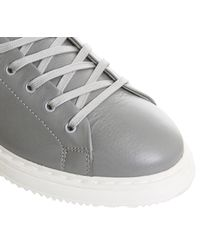 Office - Gray Tokyo Frill Sneakers - Lyst