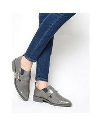 Office Gray Philadelphia Western Shoe