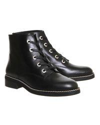 Office Black Chalice Premium Chain Rand Boots