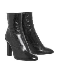 Office Black Aurora Smart High Cut Boots