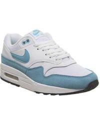 Nike White Air Max 1