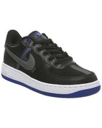 Nike Black Af1 Boys