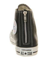 Converse Black Low-tops & Sneakers