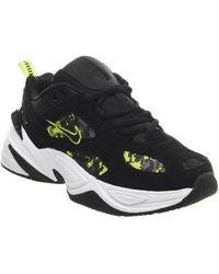 Nike Black M2k Tekno Trainers