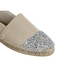 Office - Multicolor Lucky Espadrilles - Lyst