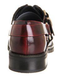 Office - Red Venom Stirrup Shoe Boots - Lyst