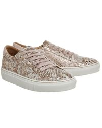 Office Multicolor Axel Premium Lace Up Trainer