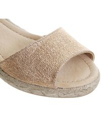 Office Multicolor Moma Espadrille Sandals