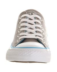 Converse Gray All Star Low for men