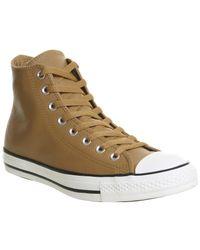 Converse Multicolor All Star Hi Leather for men