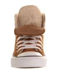 Converse Brown All Star Hi Double Tongue for men