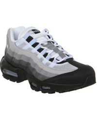 Nike Black Air Max 95 Trainers for men