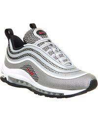 Nike White Air Max 97 Ul Gs