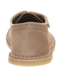 Clarks Natural Jink Lace Shoe for men