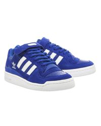 Adidas Blue Forum Lo Rs for men