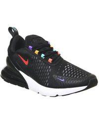 Nike Black Air Max 270 Ty M for men