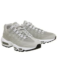 Nike - Gray Air Max 95 - Lyst
