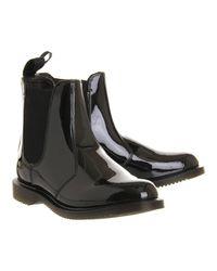 Dr. Martens Black Kensington Faun Chelsea Boot