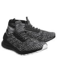 Adidas Black Ultraboost Atr Trainers for men