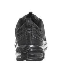 Nike Black Air Max 97 Trainers