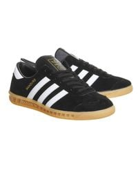 Adidas - Black Hamburg for Men - Lyst