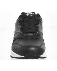 Nike Black Air Max 1 Jewel for men