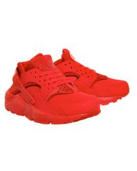 Nike - Red Huarache - Lyst