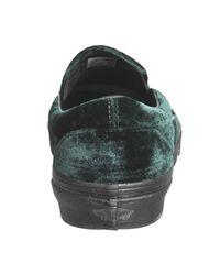 Vans Black Classic Slip On Skate/bmx Shoes for men