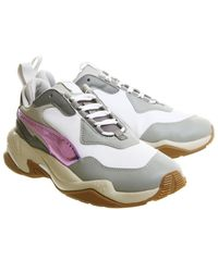 PUMA Multicolor Thunder Electric Trainers