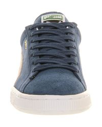 PUMA Blue Suede Classic Trainers for men