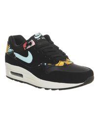 Lyst Nike Air Max 1 (l) in Black for Men