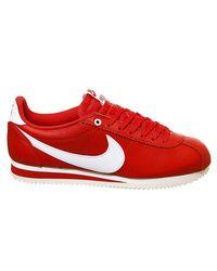 Nike Red X Stranger Things Cortez Sneakers for men