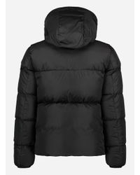 Moncler Regular-fit 'montcla' Donsjacket Zwart in het Black voor heren