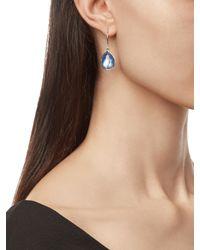 Ippolita - Blue Rock Candy Teardrop Earrings - Lyst