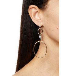Vita Fede - Metallic Cassio Link Earrings - Lyst