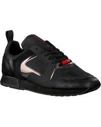 Cruyff Zwarte Classics Sneakers Lusso in het Black voor heren