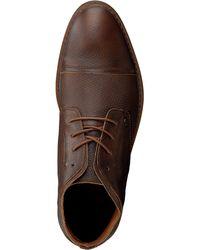 Rehab Braune Business Schuhe Mike in Brown für Herren