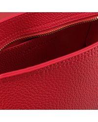 Valentino Red Rote Umhängetasche Superman Satchel