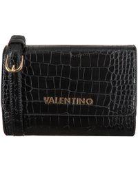 Valentino Garavani Zwarte Schoudertas Grote Belt Bag in het Black