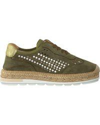Kanna Groene Sneakers Kv8185 in het Green