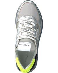 Philippe Model Gray Graue Sneaker Low Trpx L D