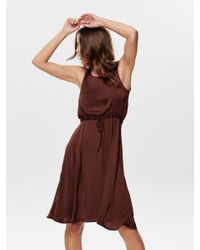ONLY Red Sleeveless Dress