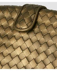 Bottega Veneta Metallic The Lauren 1980