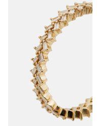 Gabriela Artigas - Metallic Double Baguette Axis Ring - 14k Yellow Gold - Lyst