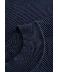 ORSAY Blue Geripptes Kleid