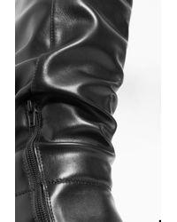 ORSAY Black Stiefel mit Blockabsatz